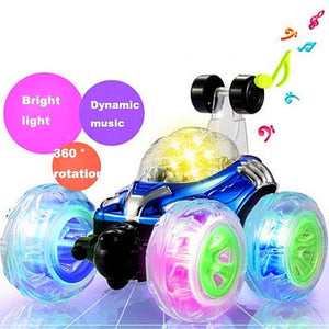 360° Spinning Stunt RC Car-Buy two free shipping