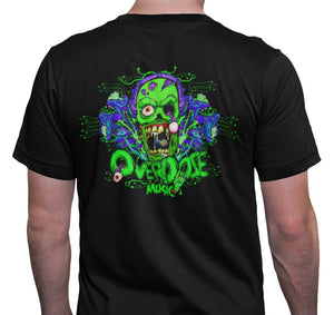 Overdose Music Official Tee