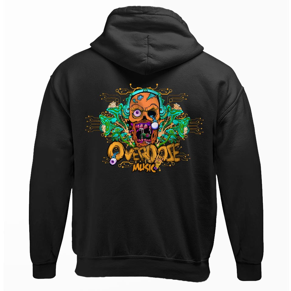 Overdose Music Official Unisex Hoodie