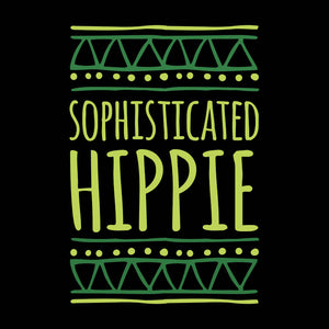 Sophisticated Hippie T-Shirt - loomful