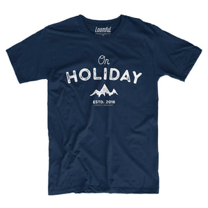 On Holiday T-Shirt - loomful