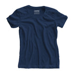 Navy Women Tee - loomful