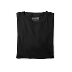 Solid Black T-Shirt - loomful