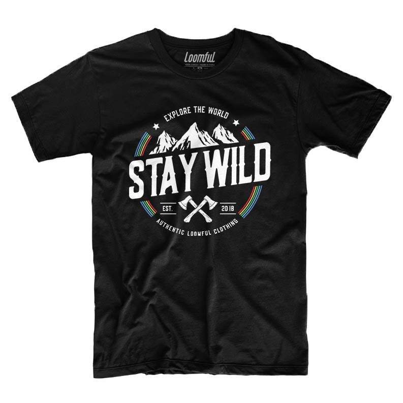 Stay Wild - loomful