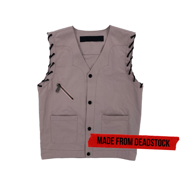 Battle Vest (Pale Pink)