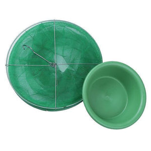 Great Outdoor Reusable Fly Trap - Perfect For Your Home, Horses And All Farm Animals!!!