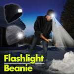 Flashlight Warm Beanie