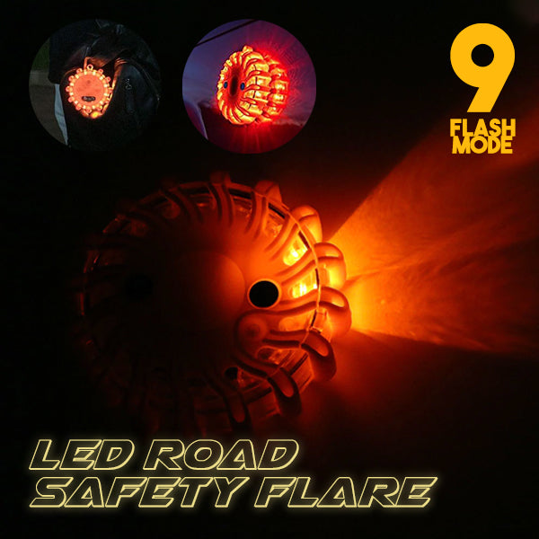 LED Road Safety Flare