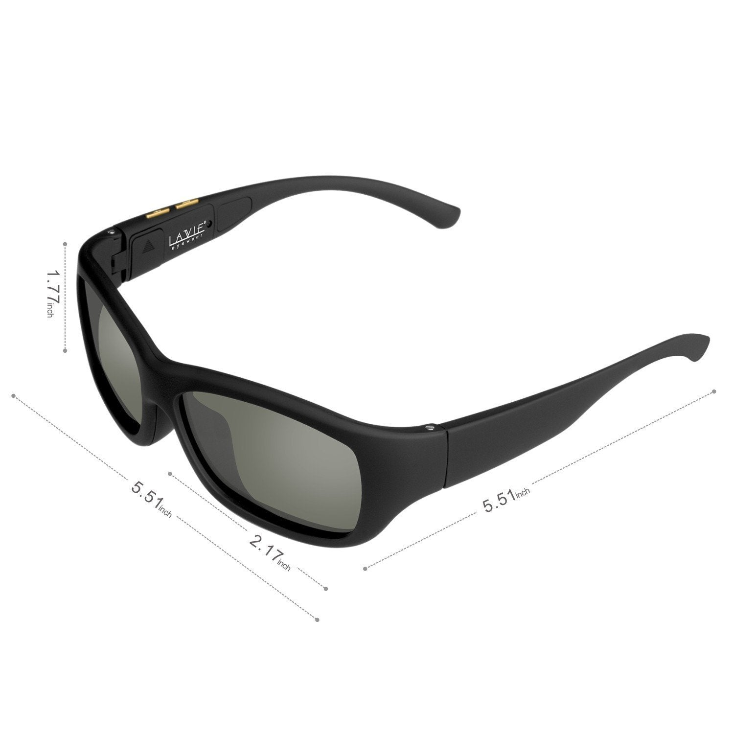 Magic LCD Sunglasses