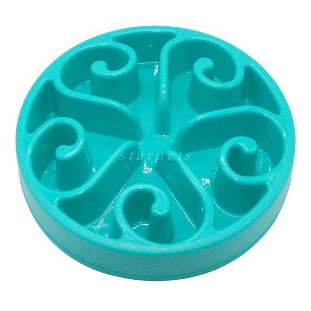 Slow Feeding Bowl (SPECIAL OFFER FOR BLUE COLOR)
