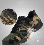 Military Steel Toe Shoes