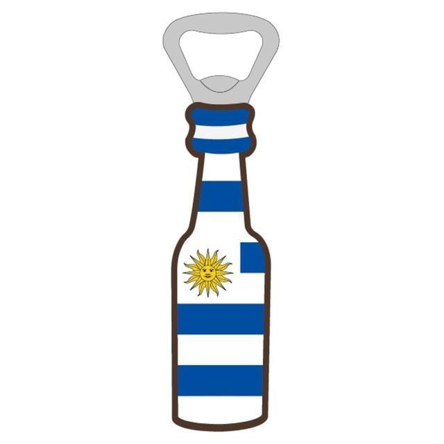 Country Flag Bottle Opener World Cup
