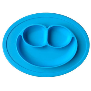 Baby Silicone Plate Mat