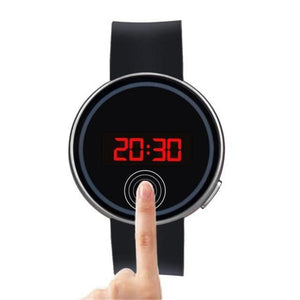 LED Touch Screen Watch