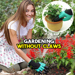 Rubber Garden Gloves