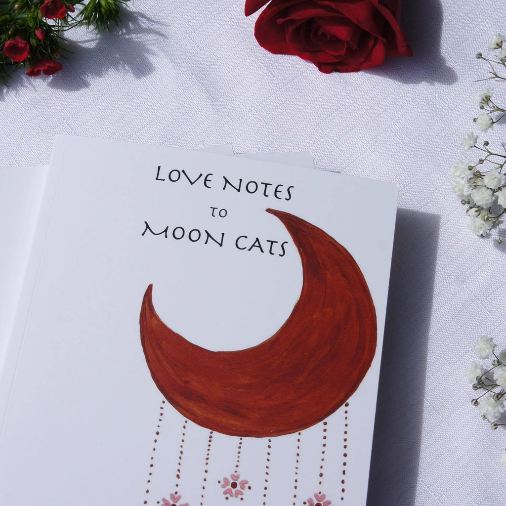 Love Notes To Moon Cats - Book