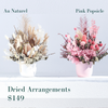 Dried Arrangements