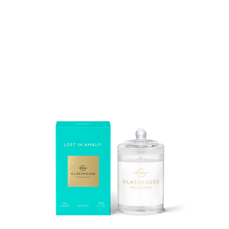 Lost In Amalfi - Sea Mist Candle