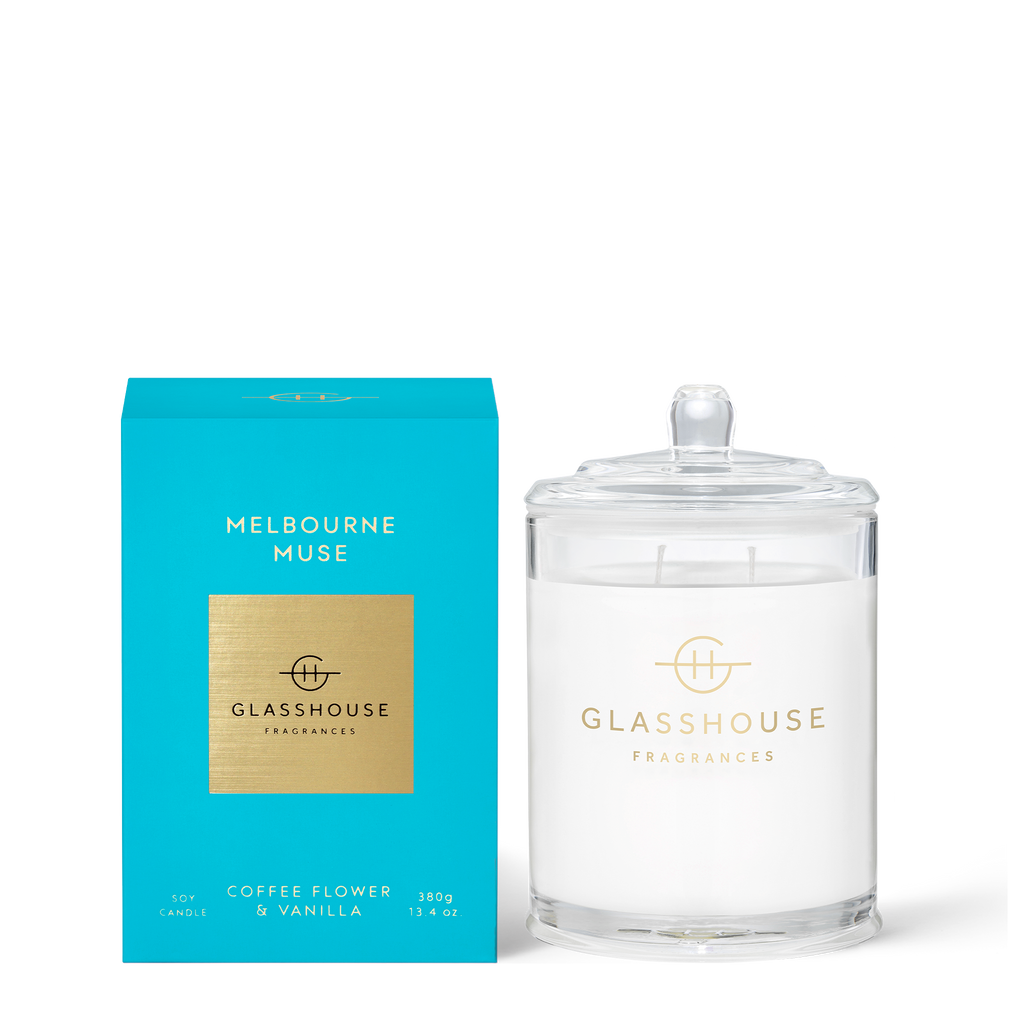 Melbourne Muse - Coffee Flower & Vanilla Candle