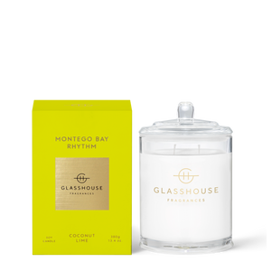 Montego Bay Rhythm - Coconut & Lime Candle