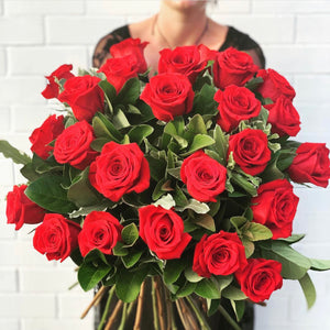 Temptation: Two or Three Dozen Roses