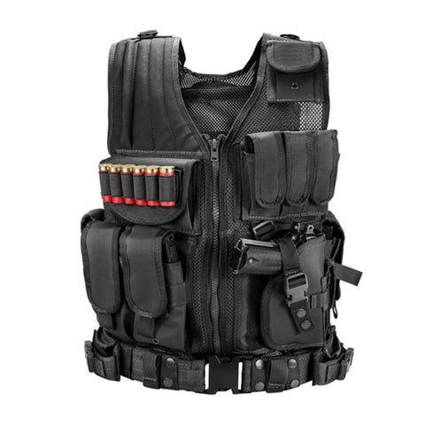 Body Armor Sports Wear - Police Tactical Vest