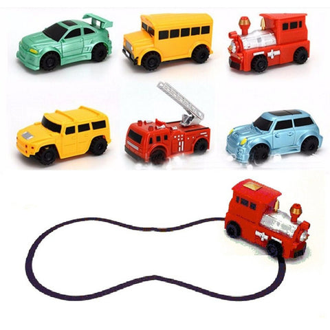 Magic Toy Car 6 Car Set