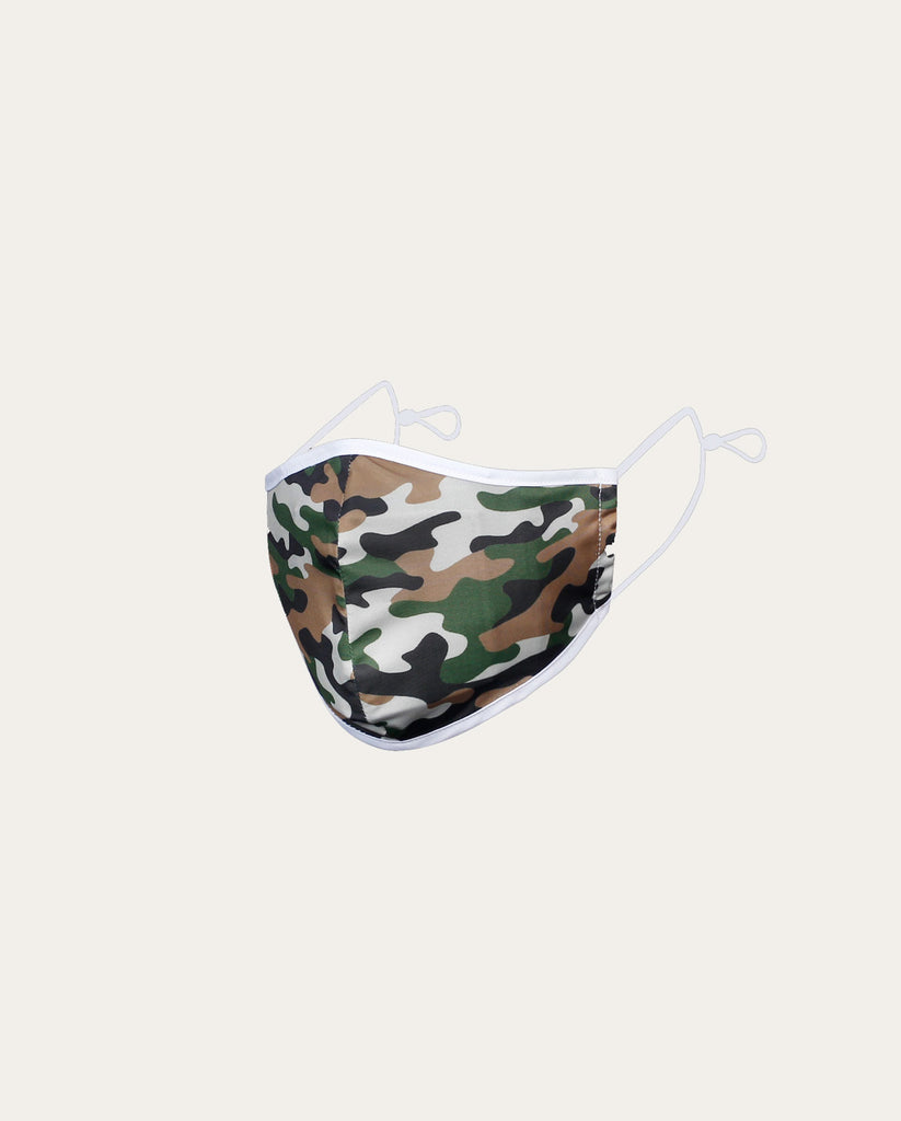 Army Cotton Face Mask