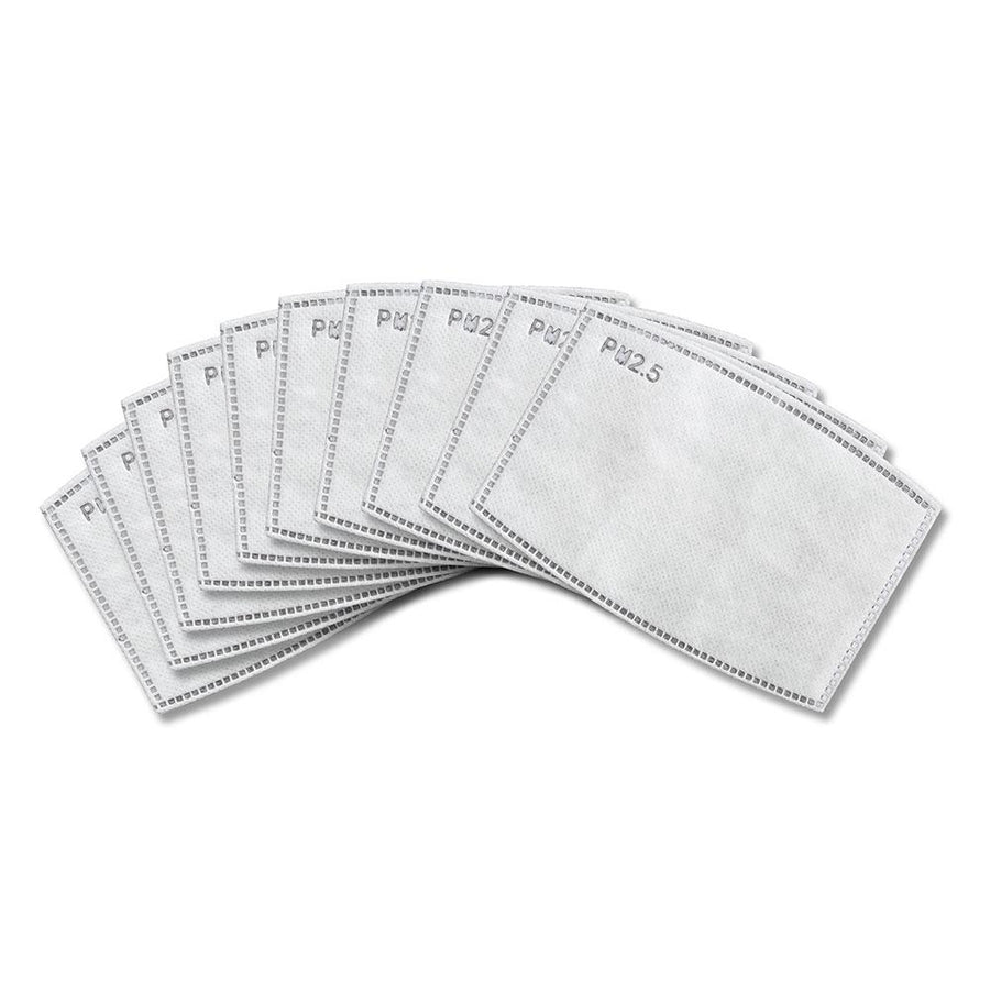 Face Mask Filters - 10pack