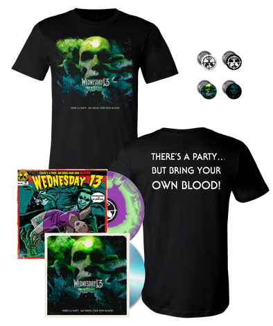 WEDNESDAY13 Bundle #4