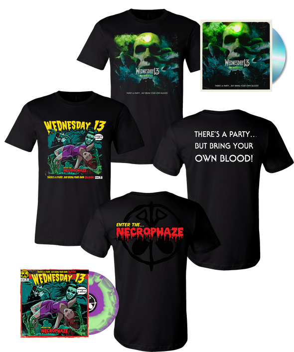 WEDNESDAY13 Bundle #3