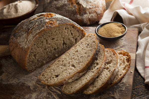 Amaranth-Enriched Bread