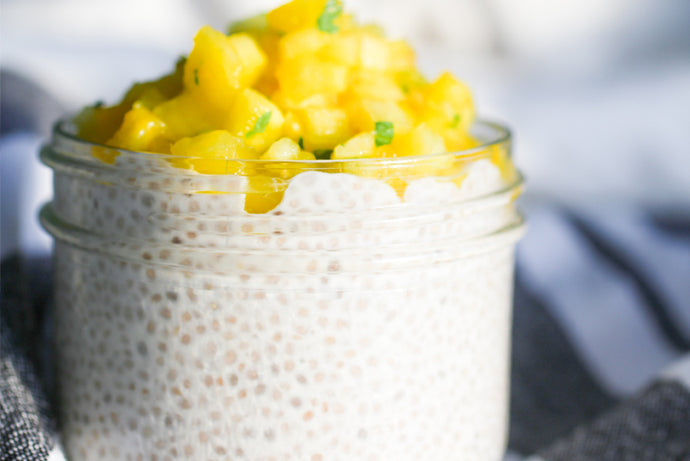 How to Prepare the Traditional Chia Pudding