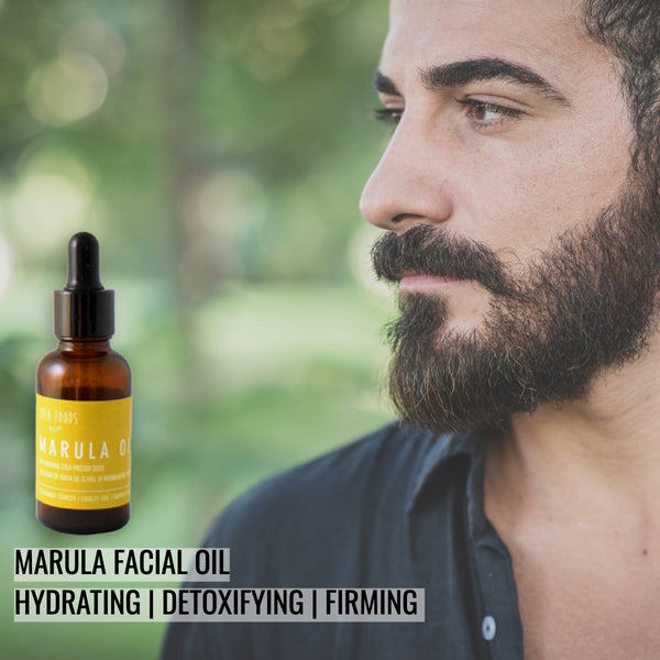 Why Marula Oil is a Miracle Nut Oil For Men