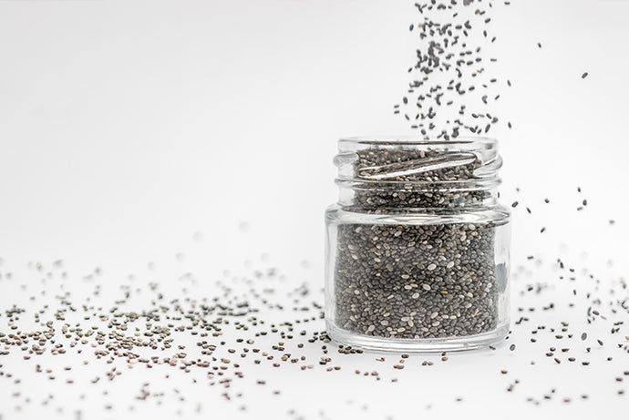 Health Benefits and Uses of Chia Seeds