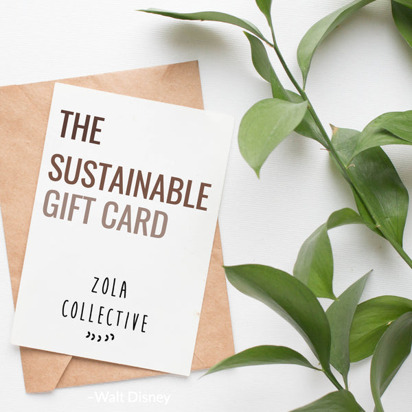 The Zola Collective Gift Card