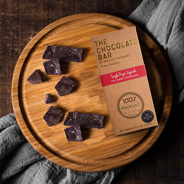 Dark Vegan Chocolate Zola Collective