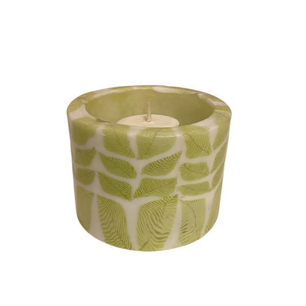 Reusable Soy Candle Holder