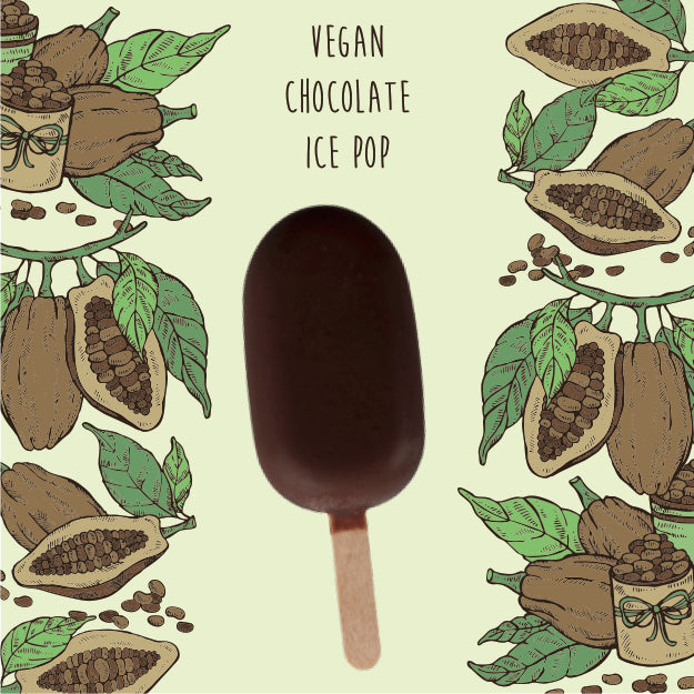 Vegan Chocolate <br/> 1 Ice Pop