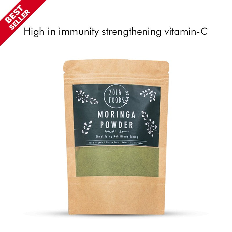 Moringa Powder Zola Collective