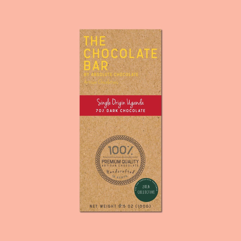Pure Dark Chocolate <br/> 70% Cocoa