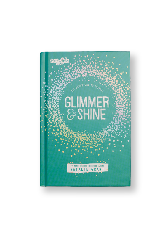 Glimmer & Shine Devotional for Tween Girls