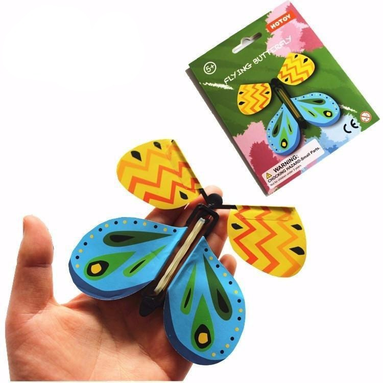 The Magic Flying Butterfly - GoPositivo