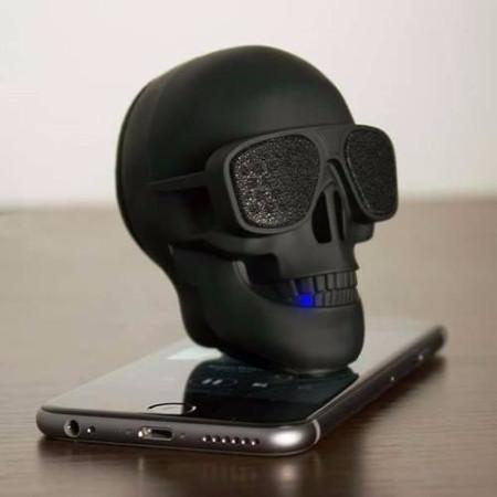 Skull Wireless Bluetooth Speaker - Limited Edition (50% OFF) - GoPositivo