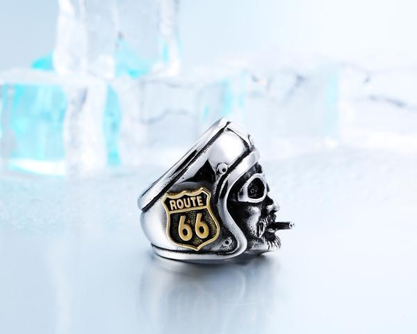 Route 66 Ring - GoPositivo