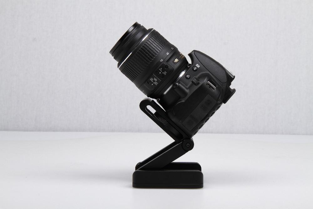 Z-Pan™ -  Ultimate Multi Angle Adjustable Tripod Head - GoPositivo