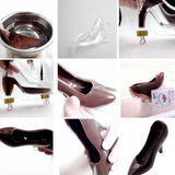 High Heel 3D Chocolate Mold Shoes Cake Decorating Baking Moulds Attachments Tool - GoPositivo
