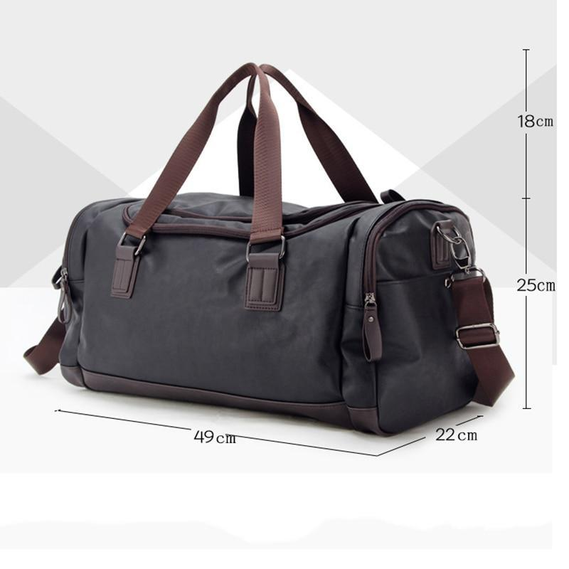 High Quality Men's Large Capacity Travel Bag - GoPositivo