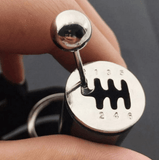 Gear-O® Keychain for Car Lovers - GoPositivo