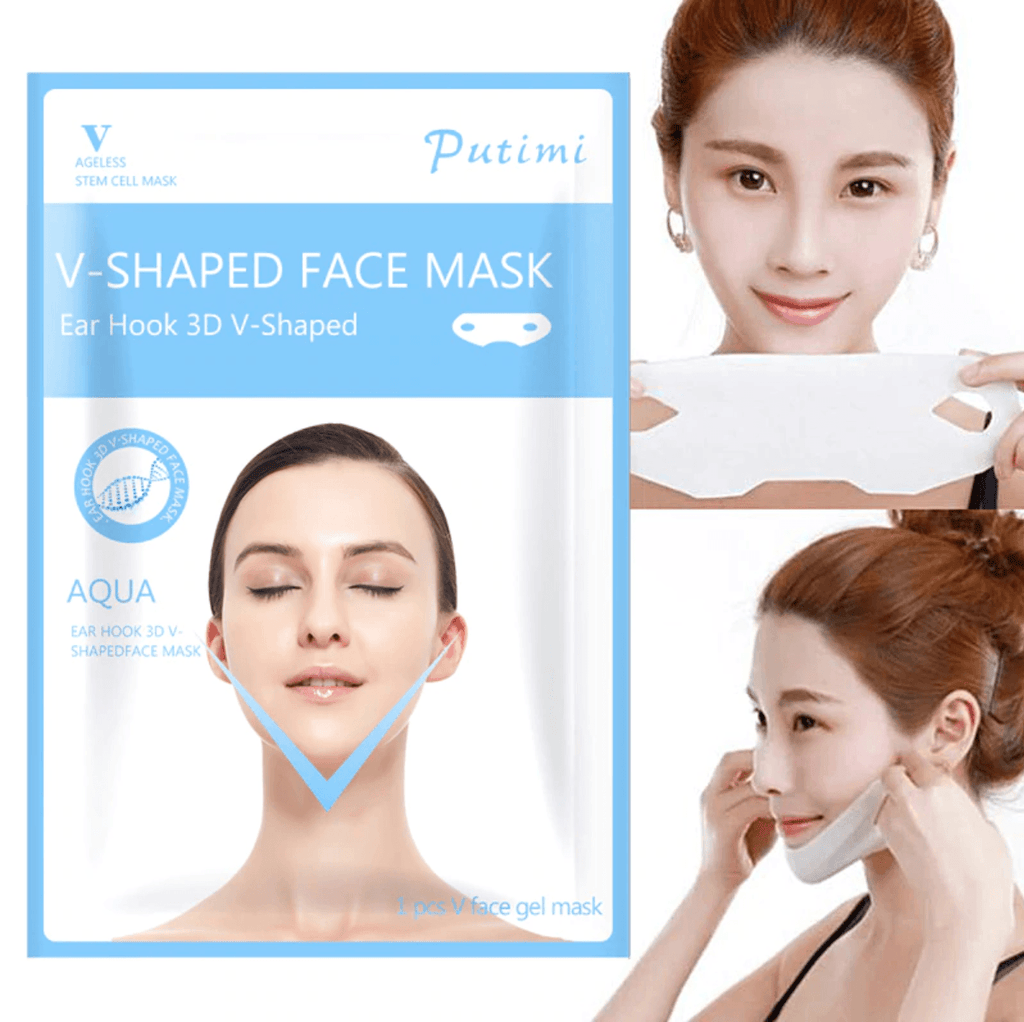 Miracle V-Shaped Slimming Mask - GoPositivo